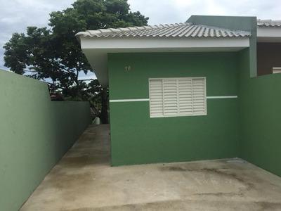 Casa Em Cidade Nova Jacareí, Jacareí/sp De 65m² 2 Quartos À Venda Por R$ 180.000,00 - Ca177586