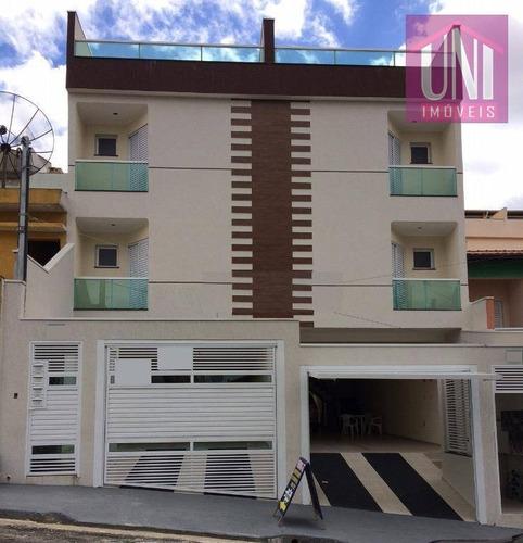 Imagem 1 de 9 de Apartamento Residencial À Venda, Parque Oratório, Santo André. - Ap1436