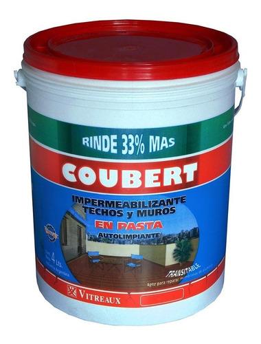 Membrana Liquida Coubert Techo/muro Impermeabilizante 1l M M