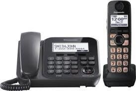 Telefono Fijo C/ Extension Inalambrica Panasonic Kx-tg4771