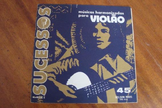 Revista Nelson Roos 45 / Album De Sucessos Para Violao