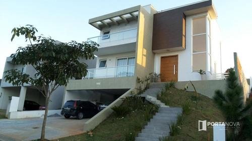 Casa Com 4 Dormitórios À Venda, 320 M² Por R$ 1.750.000,00 - Capuava - Cotia/sp - Ca0535