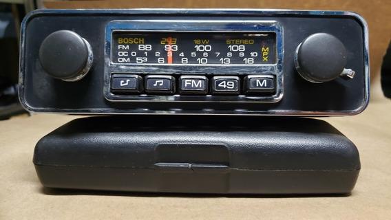 Radio Bosch Antigo Volks Tl, Brasília E Fusca Am Fm
