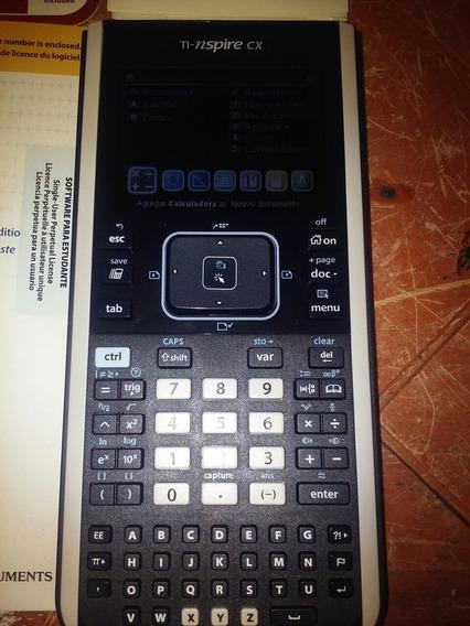 Calculadora Texas Nspire Cx