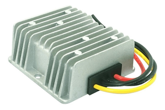 Transformador Elevador Convertidor 12v A 19v 5a - Enertik