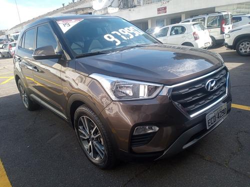 Imagem 1 de 10 de Hyundai Creta 2019 1.6 Pulse Plus Flex Aut. 5p