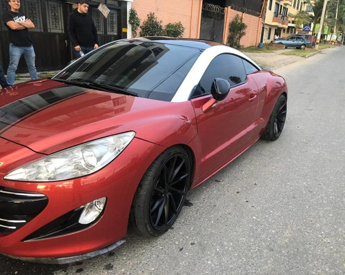 Espectacular Peugeot Rcz Version Arlen Ness
