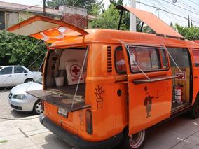 Combi Food Truck Genera Tu Propio Dinero