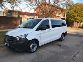 Mercedes Benz Vito 1.6 111 Cdi Equipada- Mixto Aa 114cv