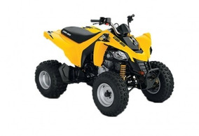 Quadriciclo Bombardier Can Am Ds 250