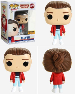 Funko Pop! Stranger Things- Eleven #827 (hot Topic)