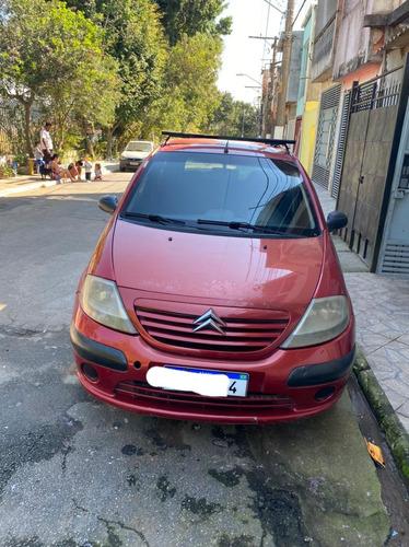 Citroën C3 2008 1.4 8v Glx Flex 5p