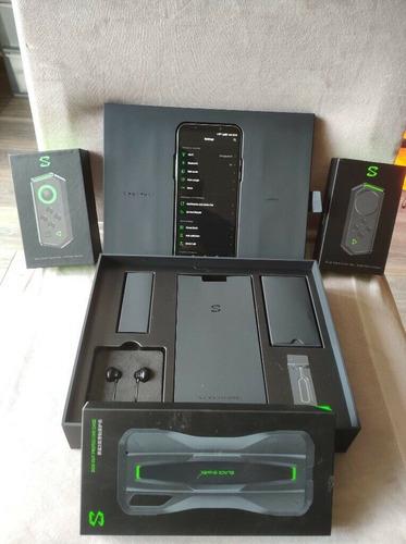Nuevo Xiaomi Black Shark 2 6.39  48mp 256gb 12gb Original