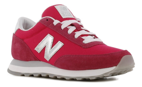 Zapatillas Lifestyle New Balance Wl501 Mujer N10020381 On