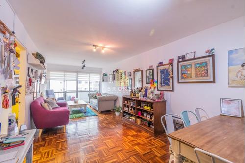Apartamento 3 Dormitorios Punta Carretas Shopping H.miranda