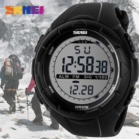 Relógio Masculino Preto Esportivo Skmei 1025 Promoção