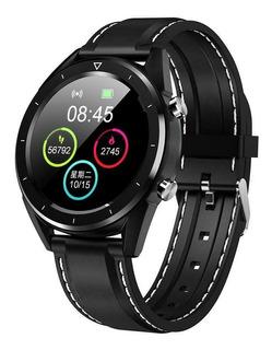 Relógio No.1 Dt28 Smartwatch Bluetooth Monitor Cardíaco