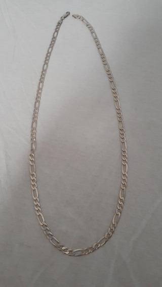 Cordão De Prata Cartier 925, 27 Gramas!
