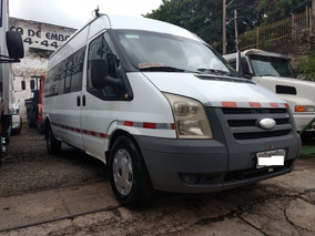 Ford Transit 2.4 Longo 5p 10/10 16 Lugares R$ 50.000