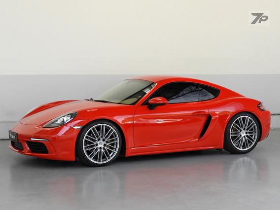 Porsche 718 2.0 16v H4 Gasolina Cayman Pdk