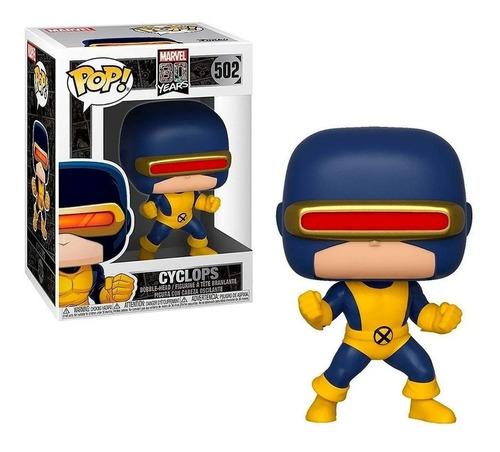 Figura Funko Pop Tienda Marvel 80th First Appearance Cyclops