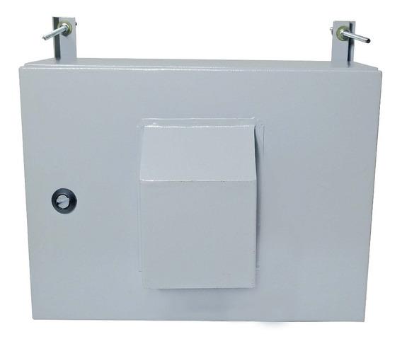 Rack Outdoor Com Ventilação E Suporte 15x30x40cm