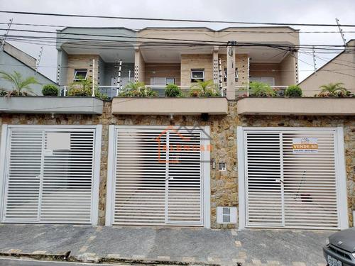 Sobrado À Venda, 100 M² Por R$ 399.000,00 - Jardim Caguassu - São Paulo/sp - So0147