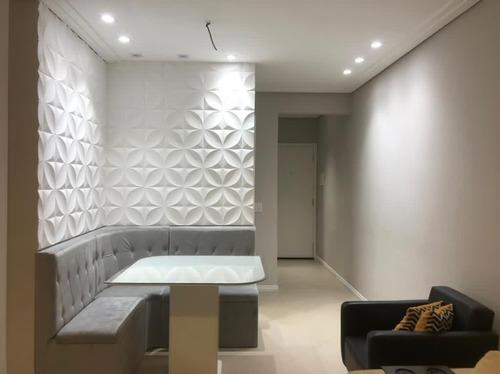 Imagem 1 de 28 de Apartamento Com 3 Dormitórios À Venda, 69 M² Por R$ 361.000,00 - Vila Iracema - Barueri/sp - Ap4783