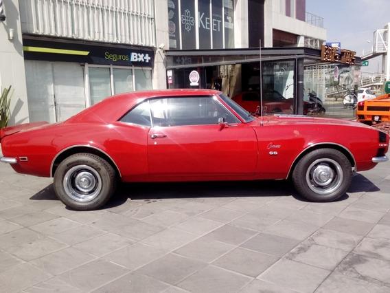 Camaro Tipo Ss 1968