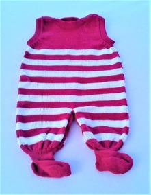 Macacão Salopete Jardineira Bebê Ele Ela Veste Fácil Ref.166