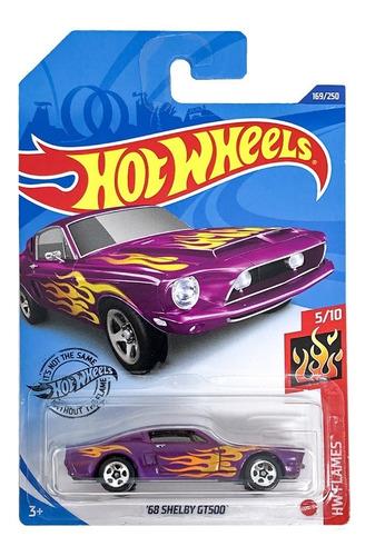 Carrinho Hot Wheel À Escolha - Edição Flames - Mattel