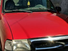 Camioneta Ford Ranger Super Cab Año 1998 A Toda Prueba