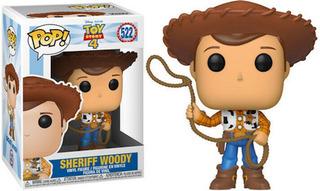 Funko Pop Toy Story 4 Sheriff Woody
