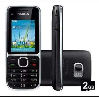 Nokia C201, 3 G, Lacrado De Fábrica