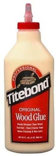 Titebond Original Wood Glue 32oz / 946ml º