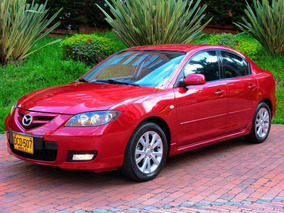 Mazda 3 Automático 2.0cc Sedán