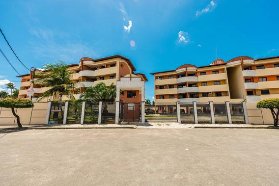 Apartamento 3 Quartos Na Maraponga, 2 Garagens, Academia