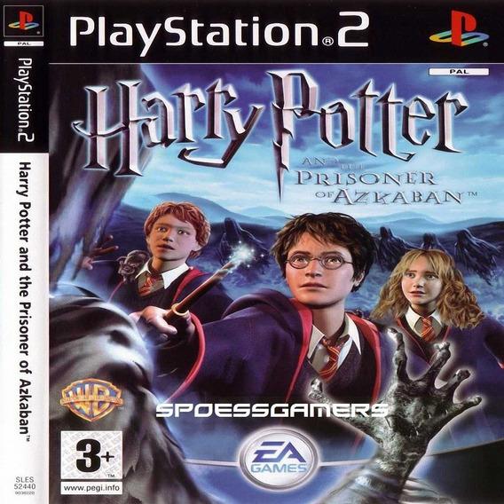 Harry Potter E O Prisioneiro De Azkaban Ps2 Patch