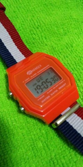 Relógio Marea , Original Não É 2.4 20v Ou 2.0 Turbo Leia