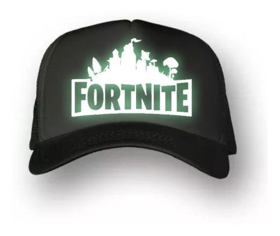 Gorra De Fortnite Brilla En La Oscuridad!