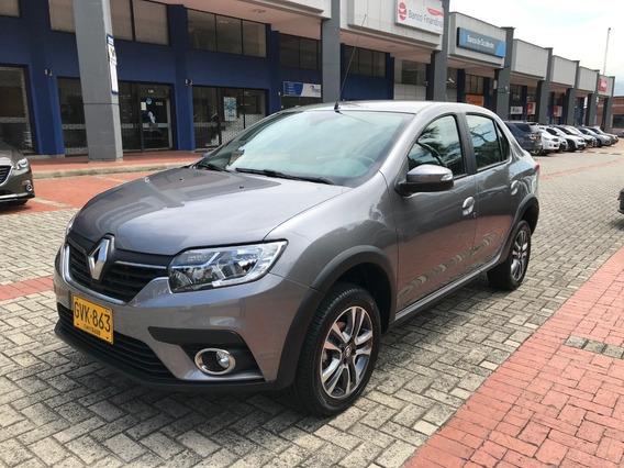 Renault Logan Intens 2020 Aut Cvt