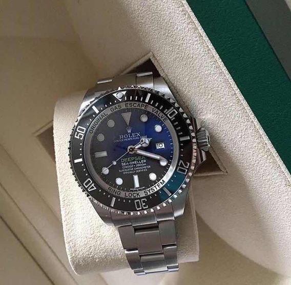 Relógio Rlx Deepsea , Caixa , Automático,safira,acab Suíço