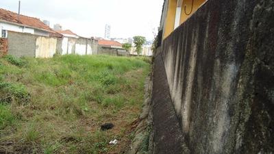 Terreno Em Vila Romana, São Paulo/sp De 0m² À Venda Por R$ 1.100.000,00 - Te225494