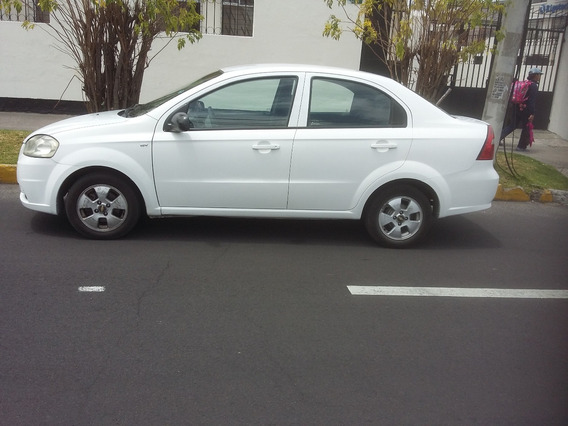 Aveo Emotion 2008, Blanco