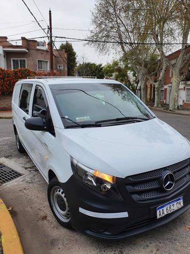 Mercedes-benz Vito 1.6 111 Cdi Furgon V2 Aa 114cv 2016