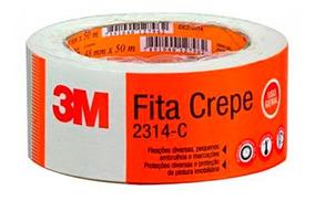 Fita Crepe 48mm X 50m 101la 3m