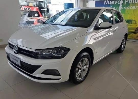 Volkswagen Vw Nuevo Polo 1.6 Msi Trendline My 2020 22
