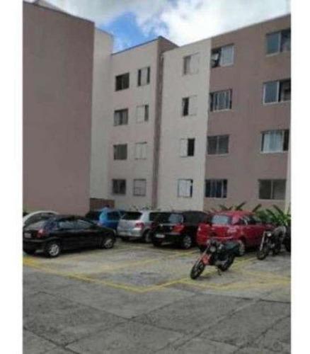 Imagem 1 de 9 de Apartamento Com 2 Dormitórios À Venda, 38 M² Por R$ 176.900,00 - Vila Antonieta - São Paulo/sp - Ap3024