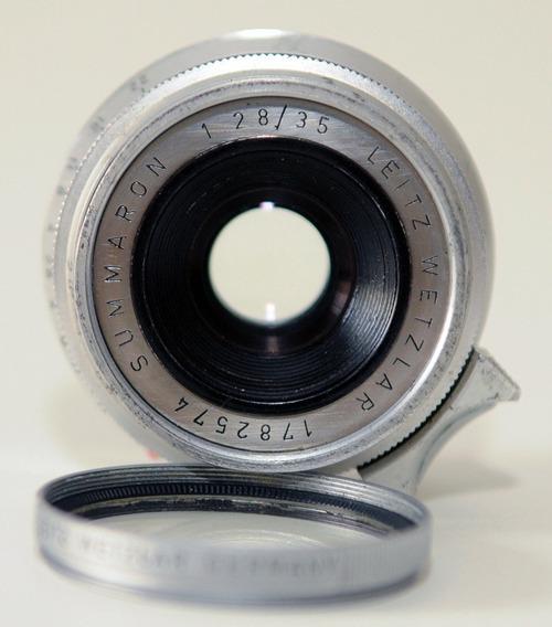 Leica Summaron 35/1:2.8 Leitz Wetzlar
