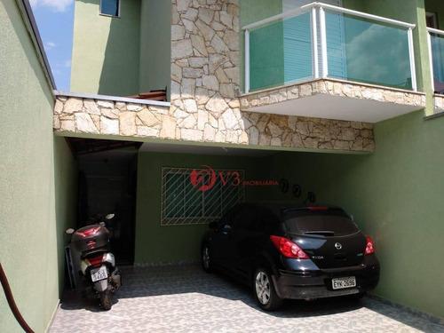 Imagem 1 de 18 de Sobrado Com 4 Dormitórios À Venda, 200 M² Por R$ 900.000,00 - Cidade Patriarca - São Paulo/sp - So0182